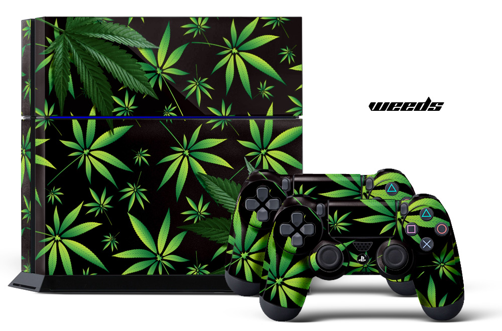 Sony Ps4 Playstation 4 Slim Custom Mod Skin Decal Cover Sticker Graphic Upgrade