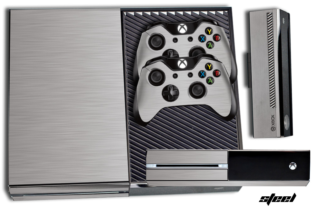 Microsoft xbox one custom 1 mod skin decal cover sticker graphic upgrade