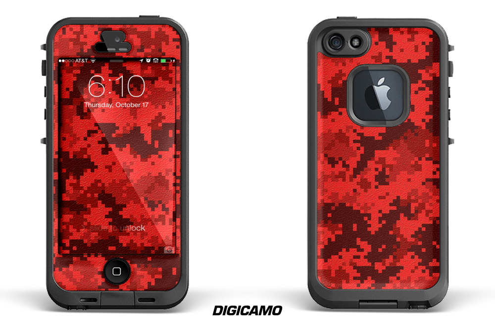 Apple iphone 5 5s custom skin decal cover sticker graphic