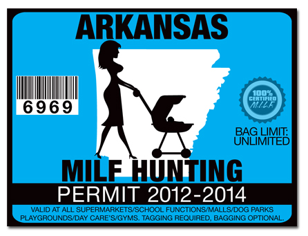 Milf hunting permit license choose from all u s states for Arkansas fishing license
