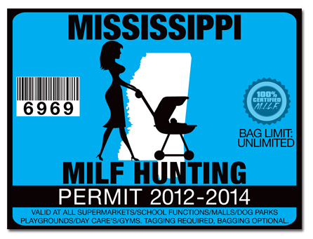 Milf hunting permit license choose from all u s states for Fishing license ms