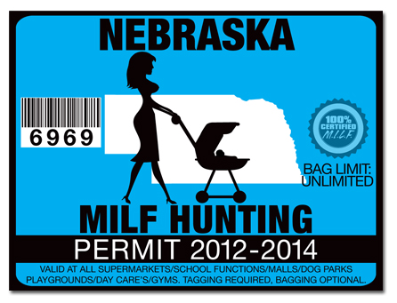 Milf hunting permit license choose from all u s states for Nebraska fishing license