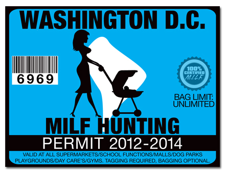 Milf hunting permit license choose from all u s states for Washington dc fishing license