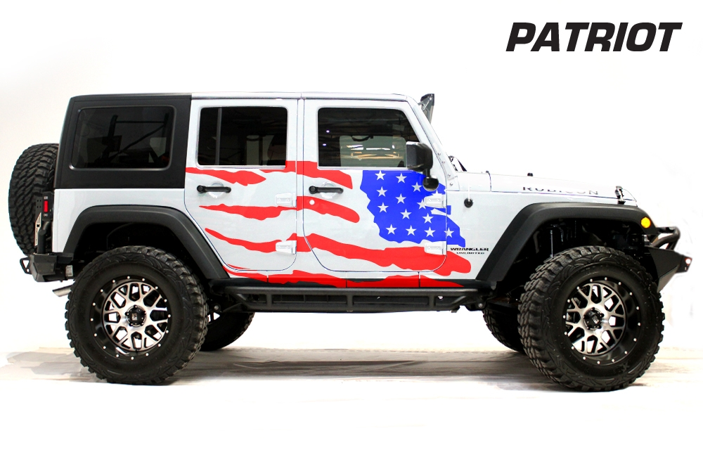 Jeep Wrangler Graphics Decals 2017 2018 Best Cars Reviews