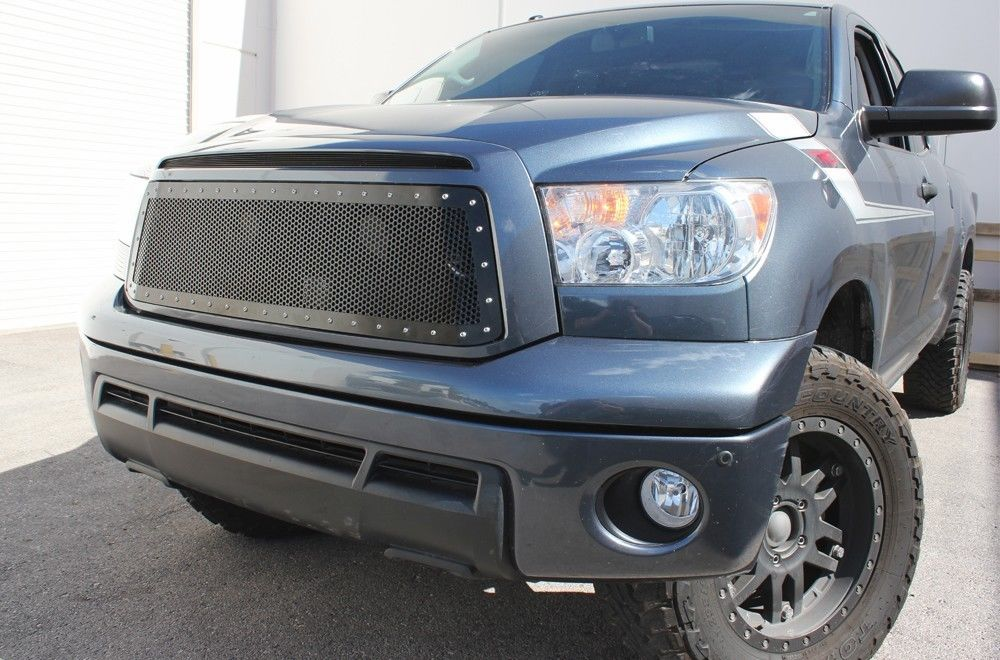 Toyota Tundra 2007 2013 Complete Mesh Grille Cover