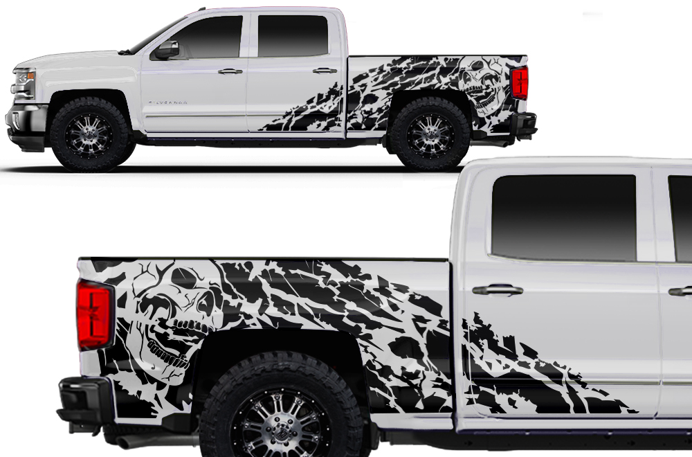 Extra Large Car Decals For Sale