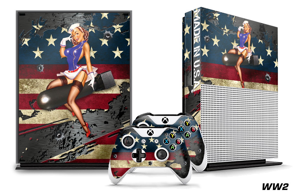 Book Cover Handmade Xbox One : Microsoft xbox one s custom mod skin decal cover sticker