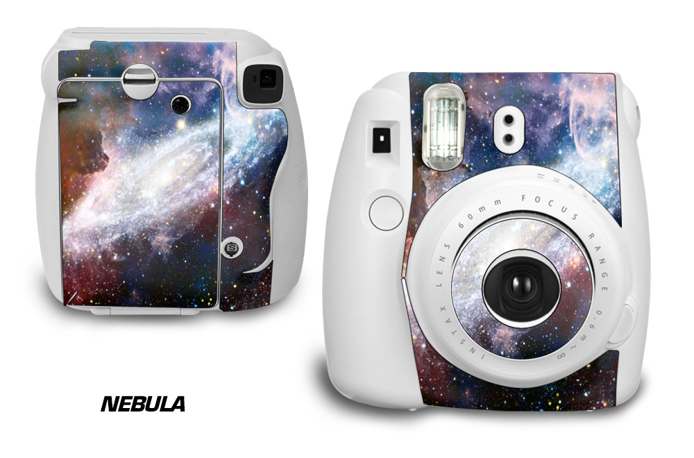 Fujifilm Instax Mini 8 Instant Camera Skin Decal Cover