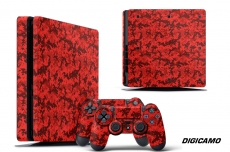 Sony PS4 PlayStation 4 Slim Custom MOD Skin Decal Cover ...