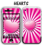 Apple IPhone/IPOD 2-3g Skin Decal Cover
