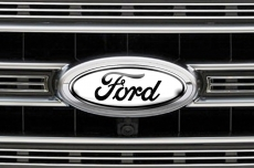 Ford F-150 Colored Oval Emblem Overlay Decals (2015-2017)