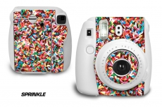 Skin Decal Wrap for the FUJIFILM Instax Mini 8 Instant Camera