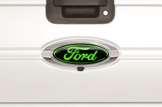 Ford F-150 RAPTOR Colored Oval Emblem Overlay Decals (2009-2016)