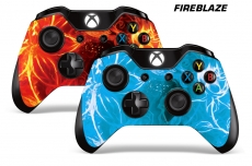 Dual Microsoft Xbox ONE 1 Controller Skins 2 PACK