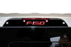 Ford F-150 3rd Brake Light Vinyl Graphic Decals (2015-2017)