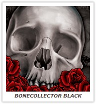 BONECOLLECTOR BLACK