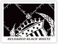 RELOADED BLACK WHITE