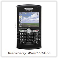 Blackberry World Edition