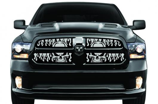 Dodge Ram 2013 2015 Grille Inserts