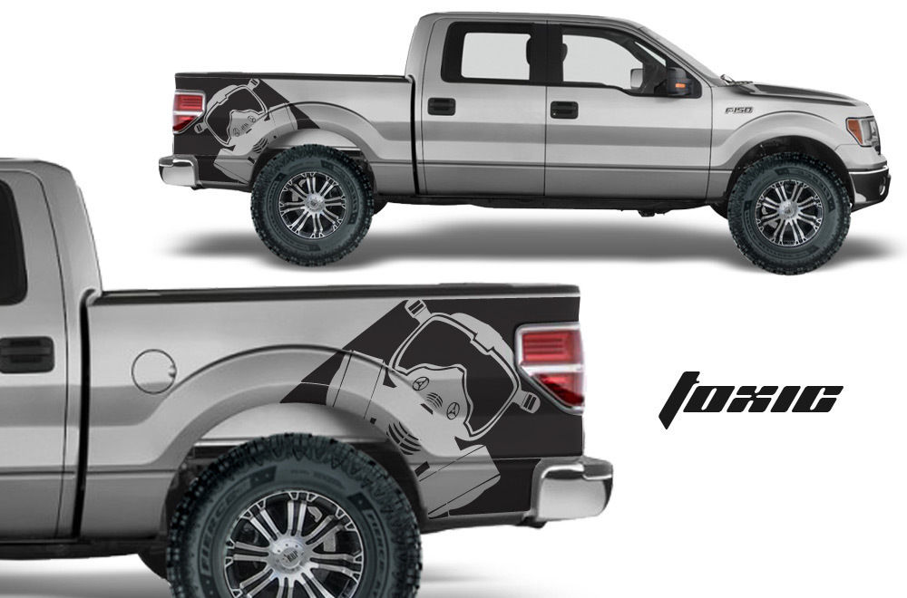Ford F Hood Graphics 2017 2018 Ford Reviews