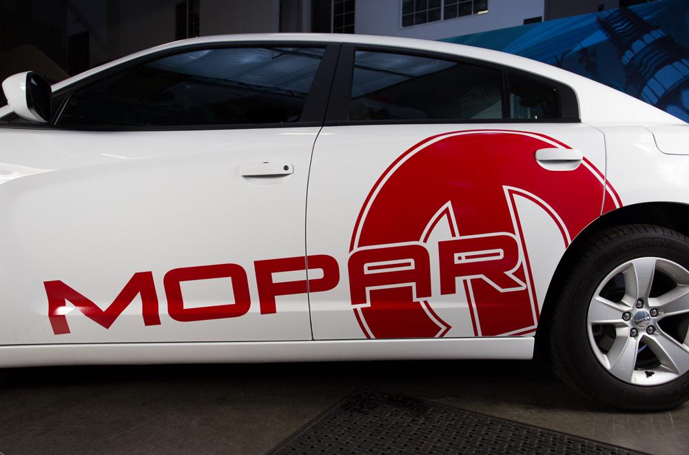 Dodge Charger Mopar Vinyl Graphics Decal 2011 2014