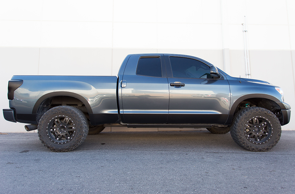 Toyota Tundra Trd 4x4 Rocker Panel Accent Kit Vinyl Trim
