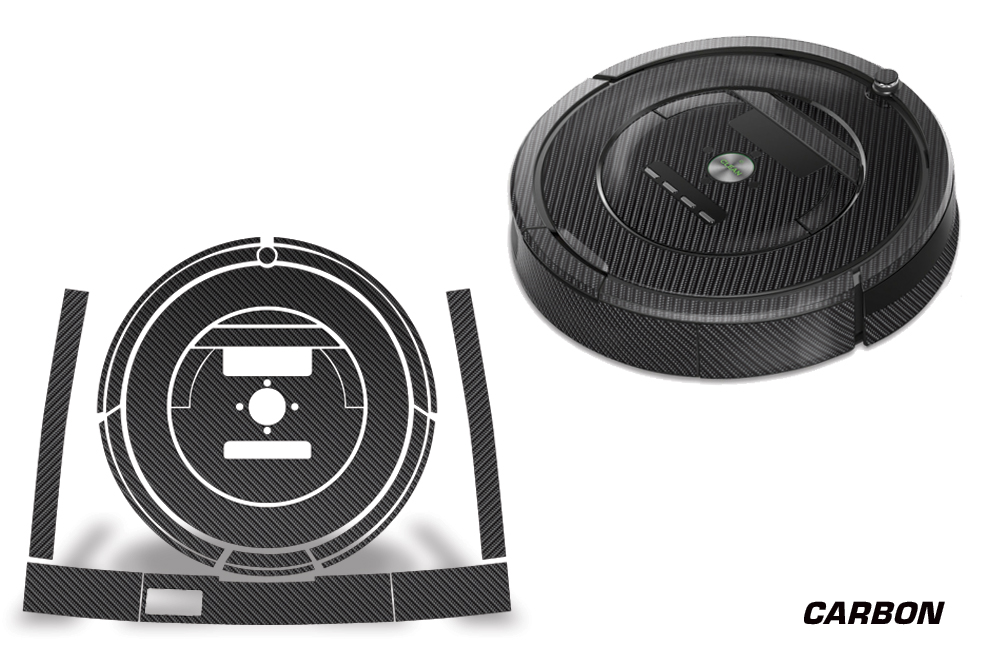 Skin Decal Wrap For Irobot Roomba 860 870 880 Vacuum
