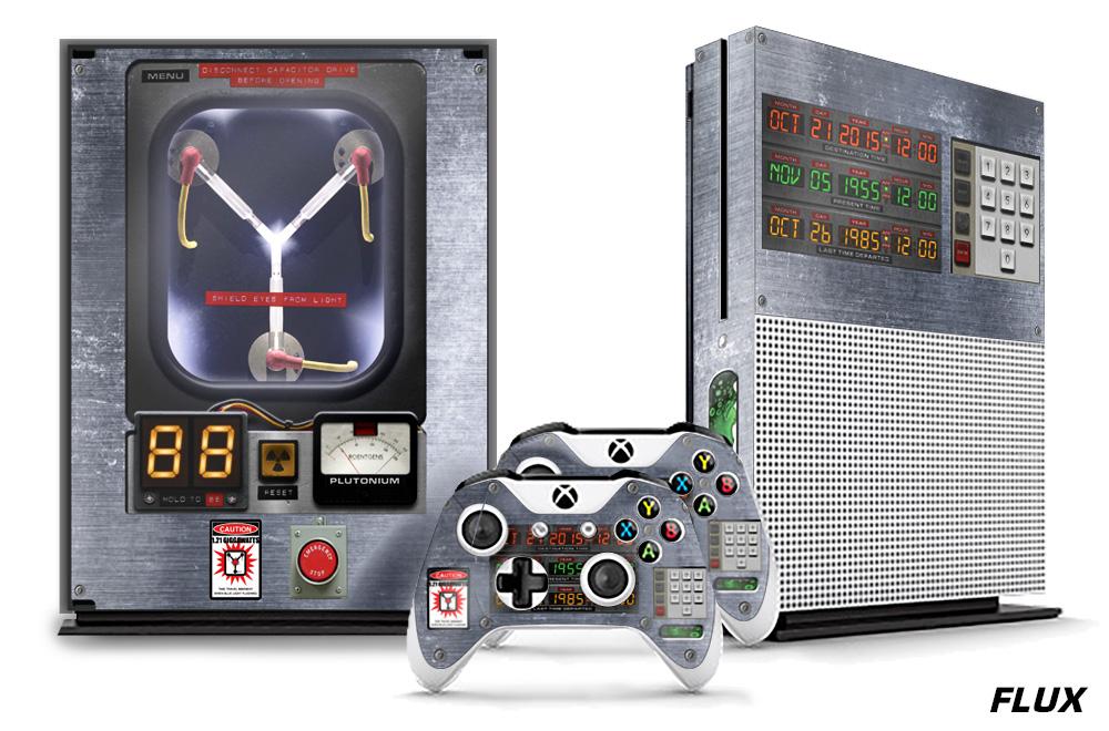 Scion Tc 2007 For Sale >> Microsoft Xbox ONE S Custom 1 MOD Skin Decal Cover Sticker ...