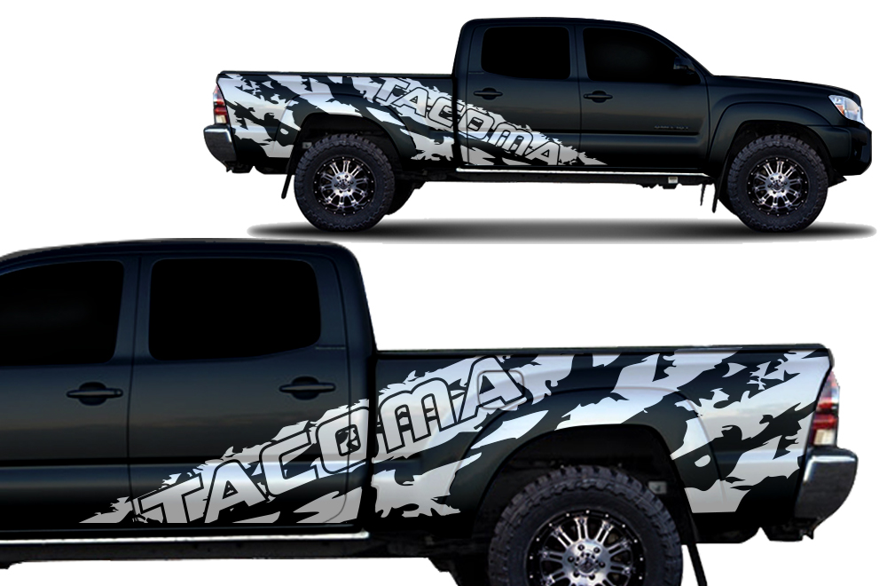 Toyota Tacoma  Door Long Bed