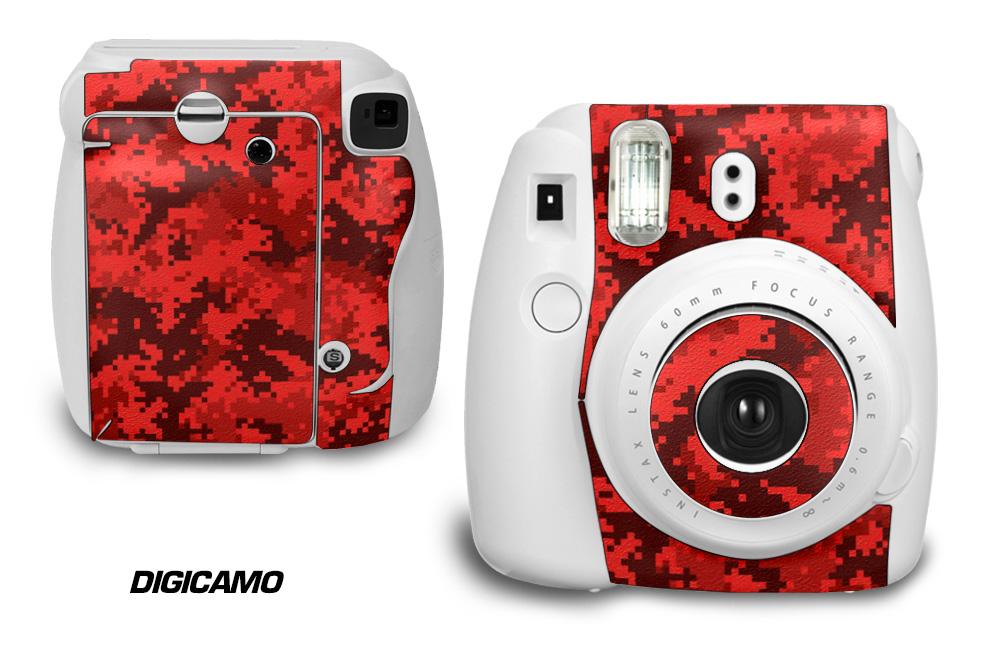 Fujifilm Instax Mini 8 Instant Camera Skin Decal Cover