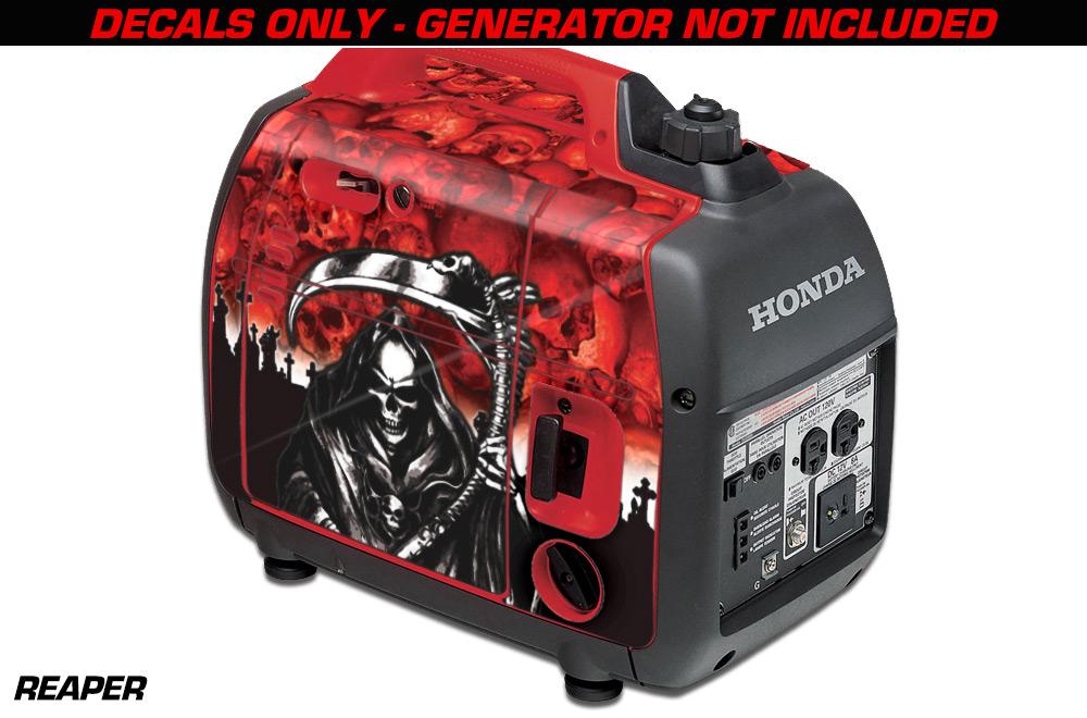 Honda Eu2000i Skin Camping Generator Wrap Engine Sticker
