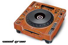 Pioneer Cdj 800mkz Mixer Graphic Wrap Skin