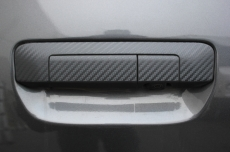 Toyota Tacoma Tailgate Handle Insert Vinyl Graphics Decal 2005-2013