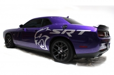 Dodge Challenger SRT Hell Cat Vinyl Graphics Decal Hemi (2015-2016)