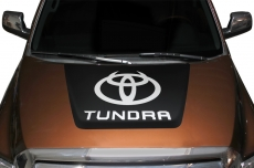 Toyota Tundra Solid/Tundra/Punisher Hood Vinyl Decal 2014-2017