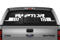 Ford F-150  Window Vision Graphics Vinyl (2009-2014)