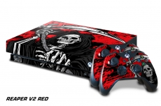 Microsoft Xbox ONE X 1X Console plus 2 Controller Skins